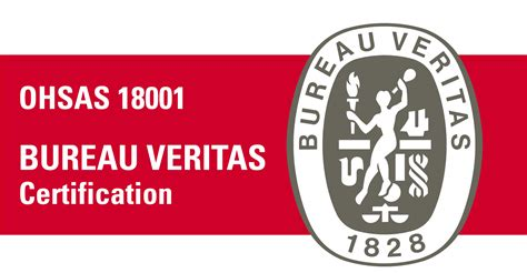 bureau veritas salary certification ohsas 18001 astrhul traitement de