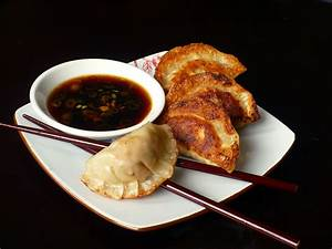 what are pot stickers 28 images pork and scallion With kitchen cabinets lowes with pot stickers recipe