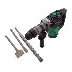 Meißel Für Bohrhammer : hitachi bohrhammer dh40mc sds max 7kg inkl mei el und bohrer bis 40mm mei elhammer bohrmaschine ~ Yasmunasinghe.com Haus und Dekorationen