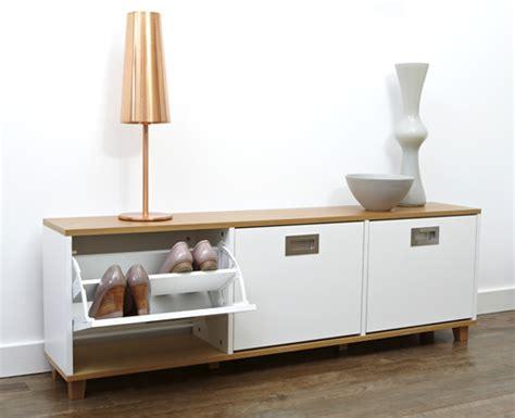 Bench Cabinet Storage by Merton Shoe Storage Bench 3 Drawer Store Furniture
