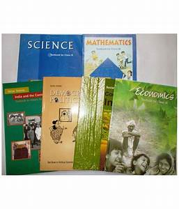 Ncert 6 Books Set For Class 9  History  Civics  Geography