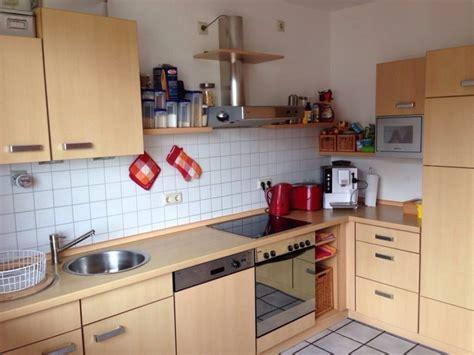 Wellmannküche Buche Hell  Gebrauchte Küchen In Dortmund