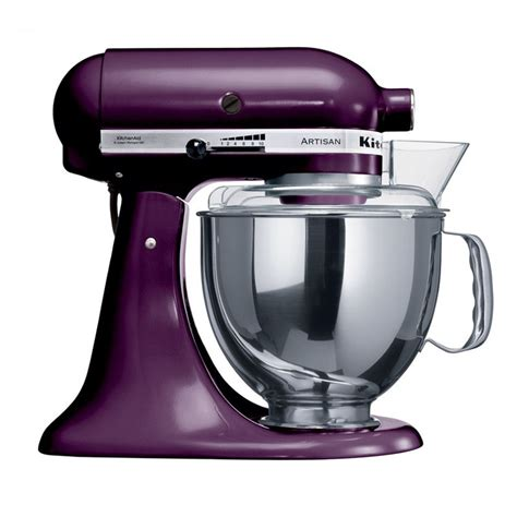 colored kitchen aid mixer kitchen aid boysenberry want kitchen 5561