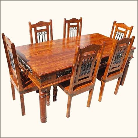 maple dining table set philadelphia maple 7pc dining room table and chair set