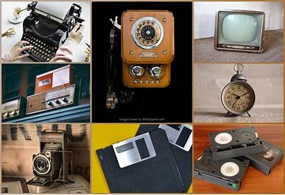 Technology Things Modern Replaced Advent Process