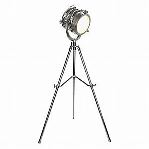Floor lamps by studio home decoration club for Winston studio spotlight floor lamp on tripod