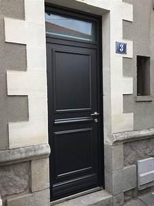 Pose Porte D Entrée : pose d 39 une porte d 39 entr e ~ Melissatoandfro.com Idées de Décoration