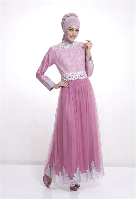 model gamis formal nuraya collection