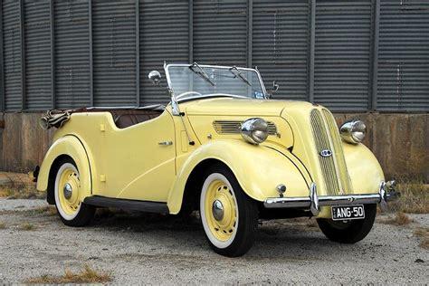 Ford Anglia A494a Tourer 1950. Australia Only. 993cc 4