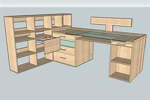 Eckschreibtisch Selber Bauen : projekt desktop de luxx das etwas andere computergeh use ~ Frokenaadalensverden.com Haus und Dekorationen