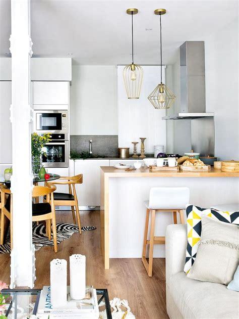 cuisine ouverte sur salle à manger et salon superbe amenagement cuisine ouverte sur salle a manger 2