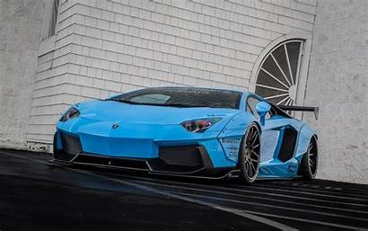Lamborghini Aventador Liberty Walk Wallpapers Cars Lp