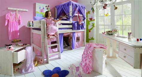 Kinderzimmer Prinzessin Der Kidsparadiseserie Mit Lila