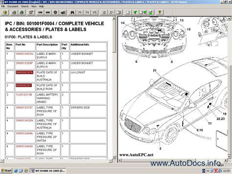 free download parts manuals 2009 bentley continental gt spare parts catalogs bentley continental gt catalogue of spare parts