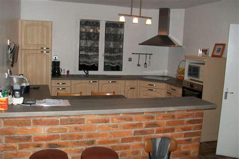 cuisine amenagee pour cuisine aménagée bois cuisine en image