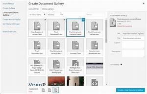 document gallery wordpress plugins With documents wordpress plugin