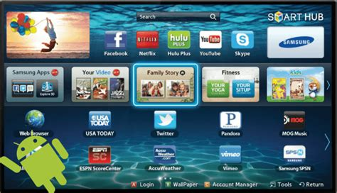 samsung android tv android powered smart tvs the future or dead on arrival