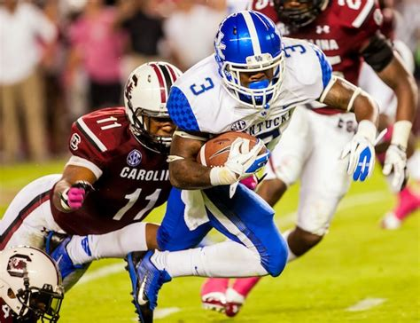 Kentucky RB Jojo Kemp guarantees his team will score ...