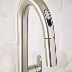 how to repair standard kitchen faucet beale pull kitchen faucet with selectronic free technology standard