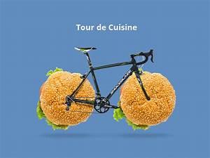 Tour De Cuisine By Herman Plaggenmarsch Dribbble Dribbble