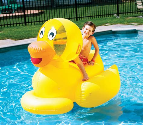 Swimline 9062 Inflatable Toddlers & Children Giant Duck