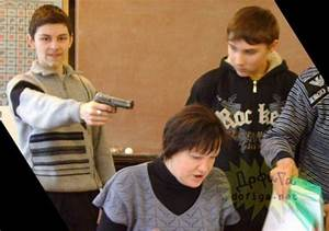 In Russia, Students Gun You! Just Thought I'd Leave This ...