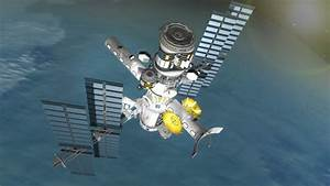 KSP: Building a Space Station in 1 Launch! - YouTube