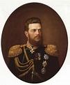 Painting of the Grand Duke Vladimir Alexandrovich Romanov ...