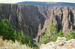 Colorado Black Canyon Gunnison National Park