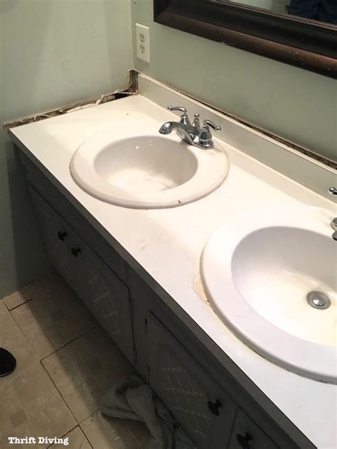Removing Bathroom Vanity And Sink How To Remove Bathroom Vanity 28 Images How To Remove