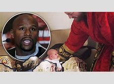 Conor McGregor baits Floyd Mayweather with picture of his