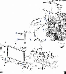 99 Escalade Engine Hose Diagram