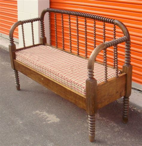 Bed Into Bench by Convert A Lind Bed Into A Bench Home Design