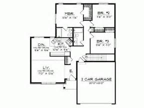 small single story house plans modern one story house floor plans luxury home house