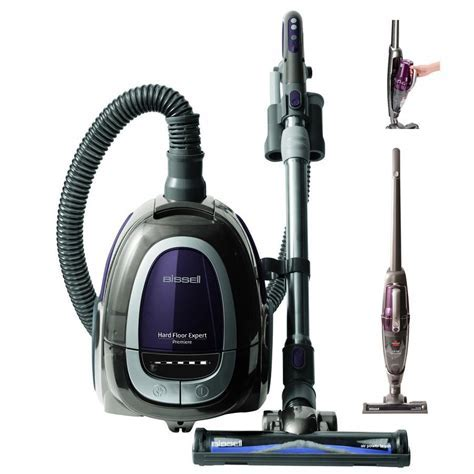 Bissell Hard Floor Expert Combo Canister Vacuum and 14.4V