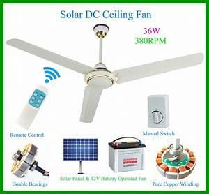 Ceiling Fan Deutsch : china 380rpm high speed 56 solar dc ceiling fan with ~ A.2002-acura-tl-radio.info Haus und Dekorationen