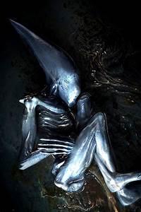 Deacon Alien by Sinshutt on DeviantArt