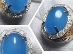 [Full-Download] Batu Blue Chalcedony Biru Langit Anggur ...