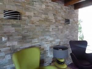 Pierre Parement Extérieur : parement ext rieur pierre naturelle quarzite 38x18 ~ Melissatoandfro.com Idées de Décoration