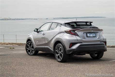 2017 Toyota C-hr Koba Review (video)