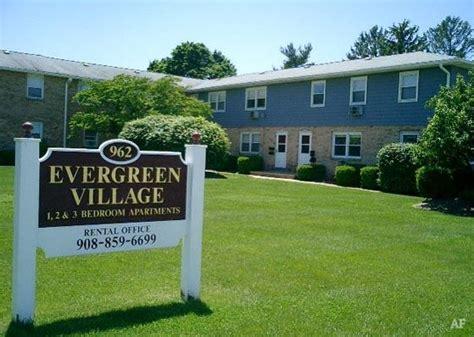 evergreen village alpha nj apartment finder