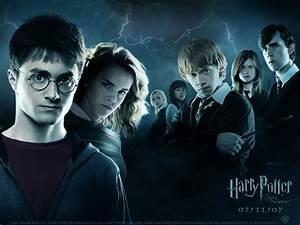 HP characters - Harry Potter Wallpaper (32990476) - Fanpop