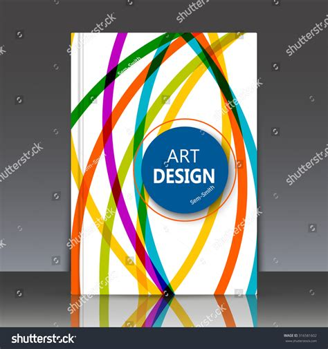 Abstract Shapes Curve by Abstract Composition Geometric Shapes Curve Lines Stock