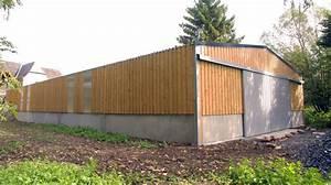 Hangar En Kit Bois : batiment agricole en kit ~ Premium-room.com Idées de Décoration