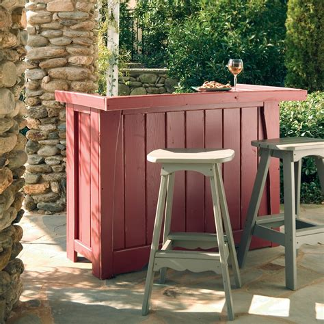 portable kitchen islands with stools simple diy outdoor bar tips to build for your house exterior
