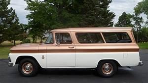 1963 Chevrolet Suburban Carryall