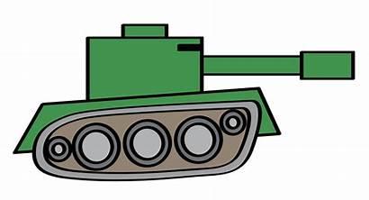 Clipart Cartoon Tanks Ww2 Tank Military Drawing