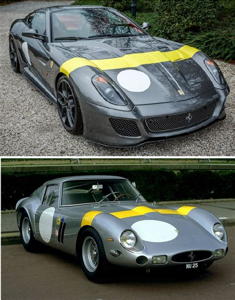 Now three of the 39 extant cars are for private sale. Ferrari 599 GTO for sale in classic Le Mans livery. More ...