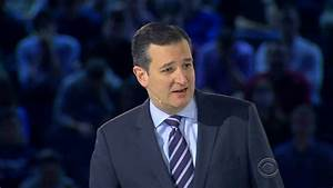Who is GOP presidential candidate Ted Cruz? - CBS News