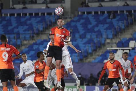 Shakhtar Donetsk Vs Real Madrid Live Streaming: Kick-off ...